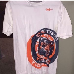 Nike Detroit Tiger Retro T-Shirt